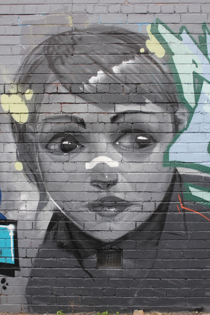 Artists lane - Melbourne .JPG